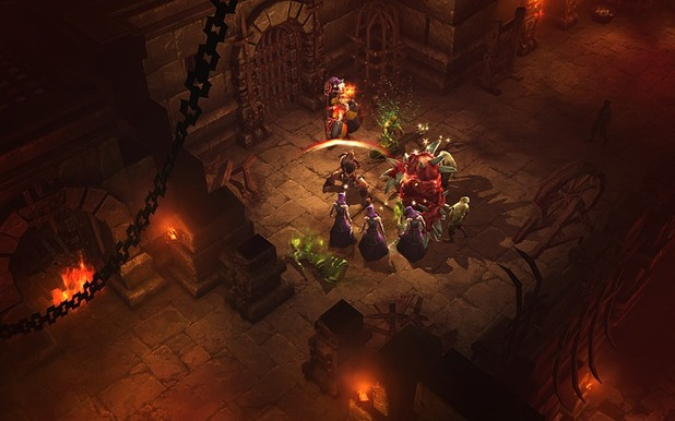 Diablo III Screenshot - Diablo 3 - Barbarian
