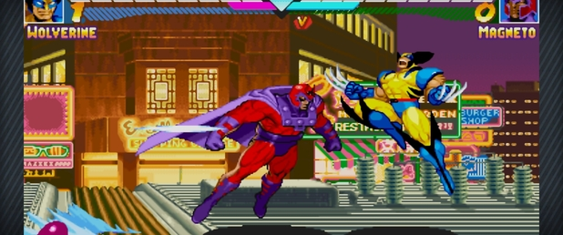Marvel vs. Capcom Origins - Feature