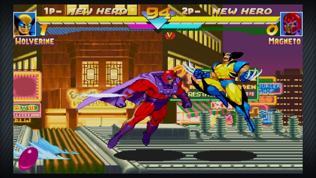 Marvel vs. Capcom Origins Screenshot - 1111225