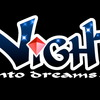 NiGHTS into dreams... Logo - 1111241