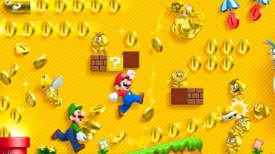 New Super Mario Bros 2 Screenshot - 1111291