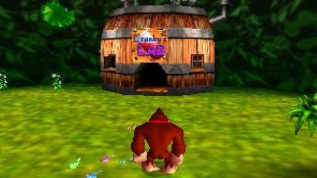 Donkey Kong Country Returns Screenshot - 1111340