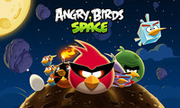 Angry Birds space PC demo Image