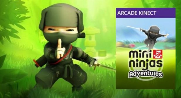 Mini Ninjas Adventures Screenshot - 1111462