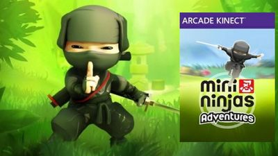 Mini Ninjas Adventures Screenshot - 1111463