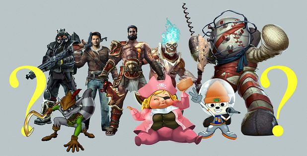 PlayStation All-Stars Battle Royale Screenshot - 1111465