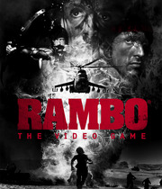 Rambo: The Video Game Boxart