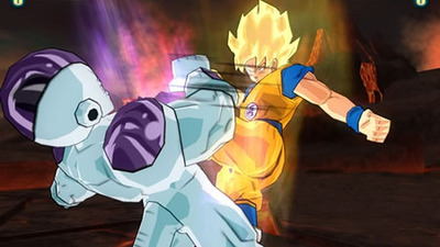 Dragon Ball Z Budokai HD Collection Screenshot - DBZ HD