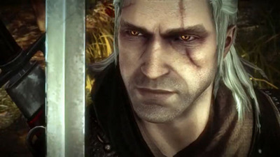 The Witcher 2: Assassins of Kings Screenshot - Geralt