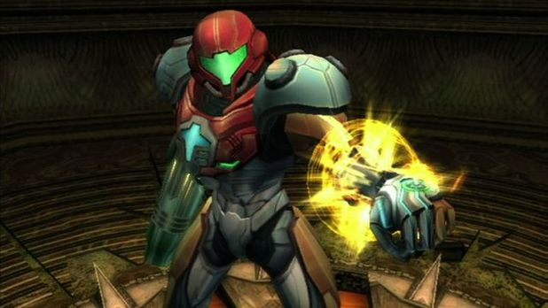 Metroid Prime Screenshot - Metroid
