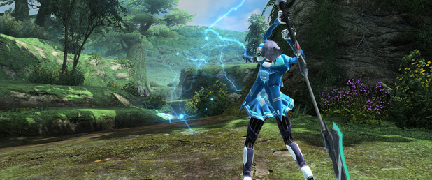 Phantasy Star Online 2 - Feature