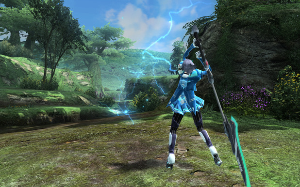 Phantasy Star Online 2 Screenshot - 1111773