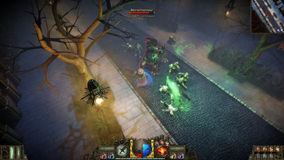 The Incredible Adventures of Van Helsing Screenshot - Van Helsing