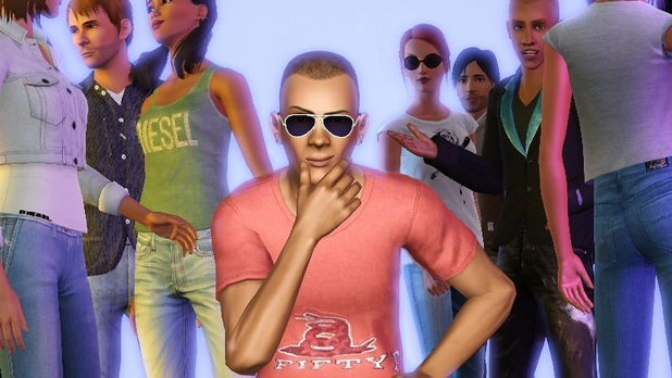 The Sims 3 Diesel Stuff Pack Screenshot - 1111846