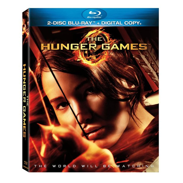 The Hunger Games (2012) Screenshot - The Hunger Games blu-ray