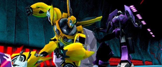 Transformers Prime - Feature