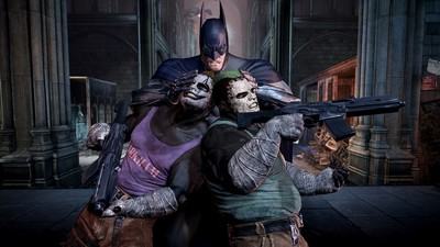 Batman: Arkham City Screenshot - Batman: Arkham City