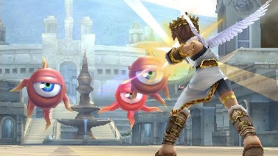 Kid Icarus: Uprising Screenshot - Kid Icarus