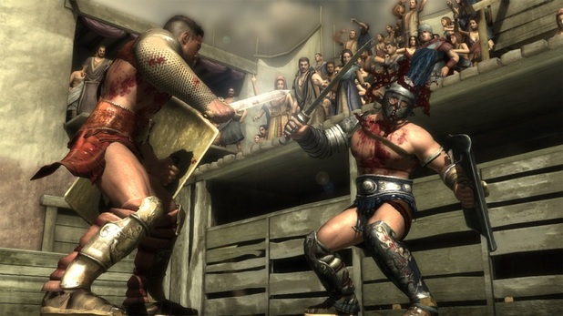 Spartacus Legends Screenshot - 1112045