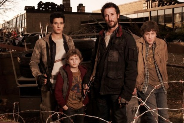 Falling Skies (TV) Screenshot - falling skies mason family