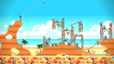 Angry Birds Trilogy Screenshot - 1112094
