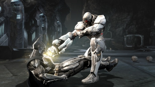 Injustice: Gods Among Us Screenshot - 1112288