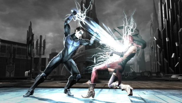 Injustice: Gods Among Us Screenshot - 1112291