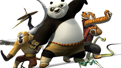 Screenshot - Kung fu panda
