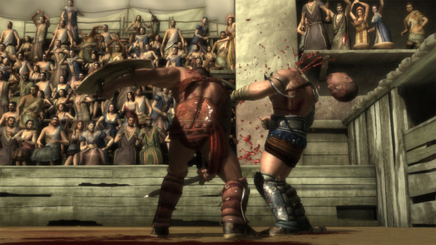 spartacus legends beheading