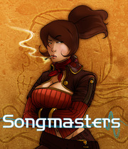 Songmasters - The Music Wars Boxart