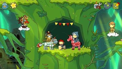 Scribblenauts Unlimited Screenshot - Scribblenauts Unlimited