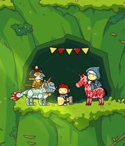 Scribblenauts Unlimited Boxart