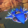 Sonic & All-Stars Racing Transformed Screenshot - Sonic & All-Stars
