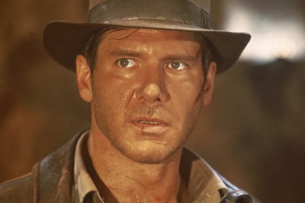 the last crusade harrison Ford