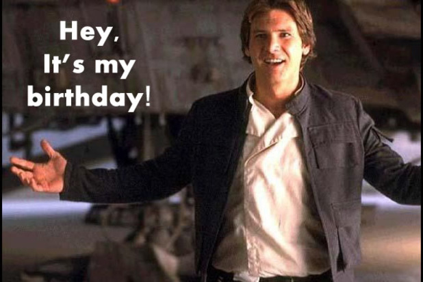 harrison ford 70th birthday