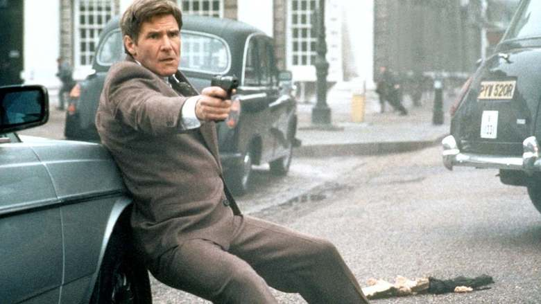patriot games harrison ford