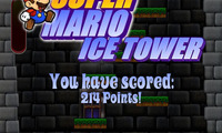 Super Mario Ice Tower Image