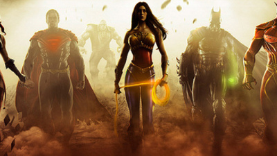 Injustice: Gods Among Us Screenshot - 1112585