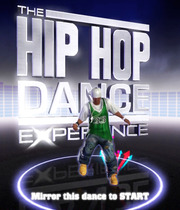 The Hip Hop Dance Experience Boxart