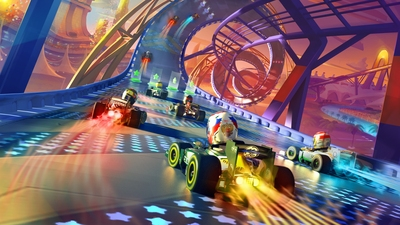 F1 Race Stars Screenshot - 1112630