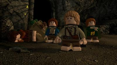 LEGO The Lord of the Rings Screenshot - 1112694