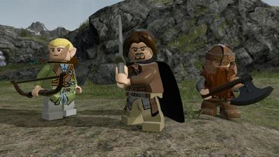 LEGO The Lord of the Rings Screenshot - 1112697