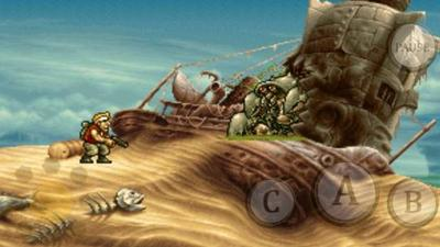 Metal Slug 3 Screenshot - 1112836