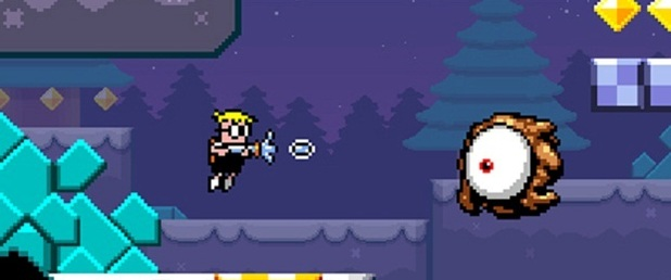 Mutant Mudds - Feature