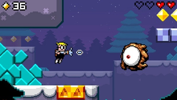 Mutant Mudds Screenshot - 1112842