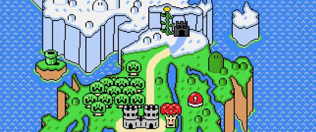 Super Mario World - Feature