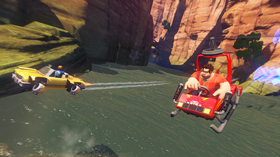 Sonic & All-Stars Racing Transformed Screenshot - 1112898