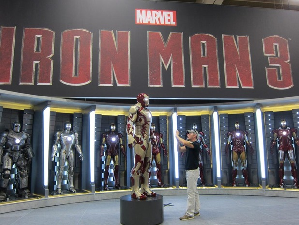 Iron Man 3 (2013) Image