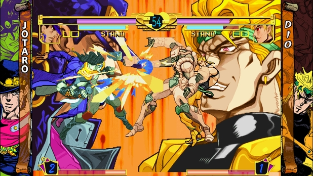 JoJo's Bizarre Adventure HD Ver. Screenshot - 1112983