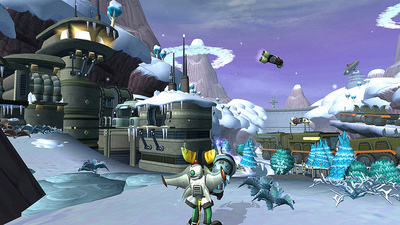 Ratchet & Clank Collection Screenshot - Ratchet & Clank